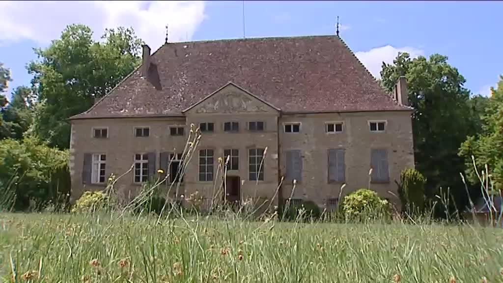 Chateau a vendre isere for Achete maison france