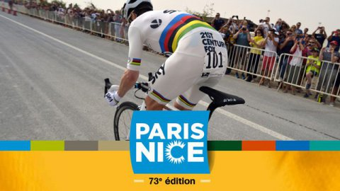Cyclisme : Paris-Nice 2015 en direct
