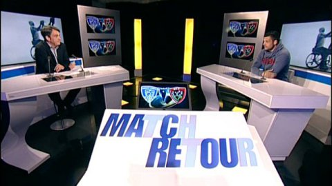 REPLAY. Match Retour invite Damien Chouly