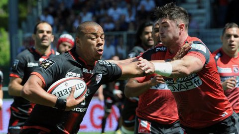 Top 14 : Oyonnax s'incline à domicile devant Toulouse