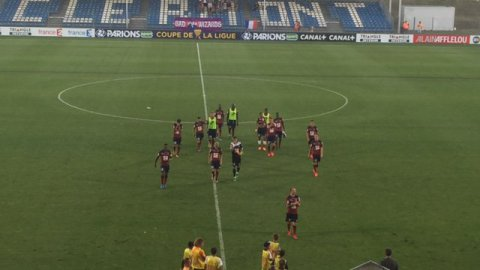VIDEO. Coupe de la Ligue : le Clermont Foot en 16èmes de finale