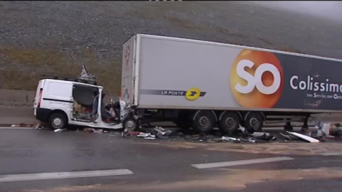 accident A89
