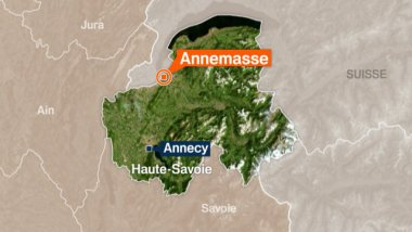 Carte Annemasse / © France 3 Alpes