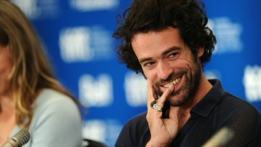 Romain Duris, à Toronto, en septembre 2010. / © ALBERTO E. RODRIGUEZ / GETTY IMAGES NORTH AMERICA / AFP