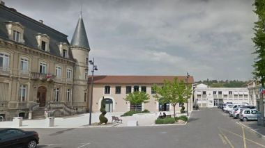 La mairie de Bourgoin-Jallieu, en Isère - Photo d'illustration. / © Google street view