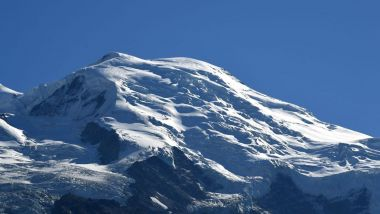 Le Mont-Blanc - Photo d'illustration / © JEAN-PIERRE CLATOT / AFP;
