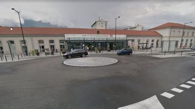 La gare d'Aix-les-Bains - Photo d'illustration / © Google street view.
