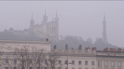 Lyon : nouvelle alerte à la pollution de l'air