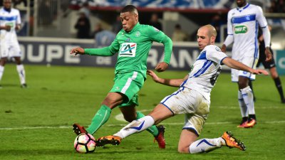 ASSE : l'élimination en Coupe de France