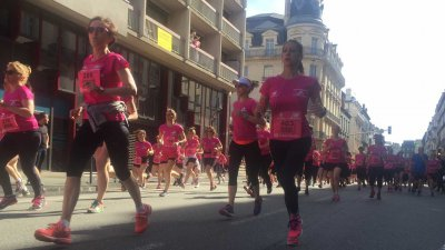 15 000 Clermontoises courent contre le cancer