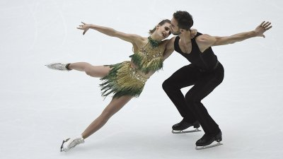 Internationaux de France de patinage à Grenoble : Papadakis et Cizeron veulent garder la main