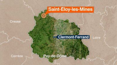 Saint-Eloy-les-Mines (63) : disparition inquiétante d'un homme déficient mental