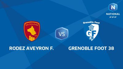 DIRECT VIDEO. Suivez le match Grenoble Football 38 / Rodez Aveyron | vendredi 12 janvier à 20h