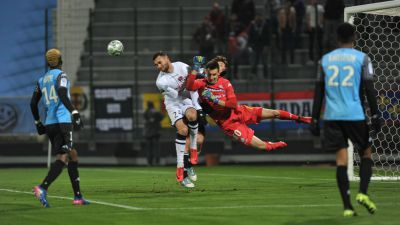 Football/Ligue 2 : le Clermont Foot concède le nul face à Tours