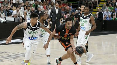 Basket/Elite - Le Mans arrache la belle contre l'Asvel