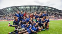 Equipe France rugby féminin