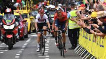 Tour de France 2019 - étape 8 - AFP