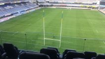 Nouvelle tribune stade Michelin ASM