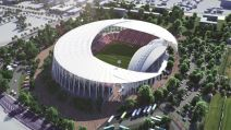 Extension du stade Montpied