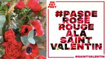 Bouquet Saint-Valentin - AFP