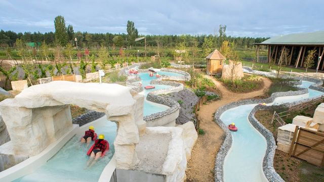 Center parcs de roybon is re d cision fix e au 22 novembre france 3 alpes - Center parc bois au daim ...