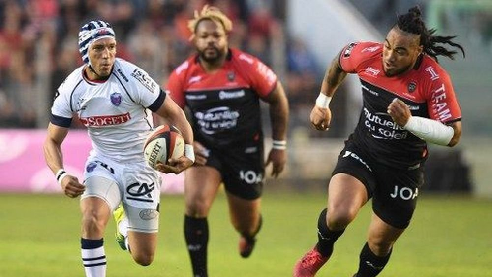 Rencontre rugby top 14
