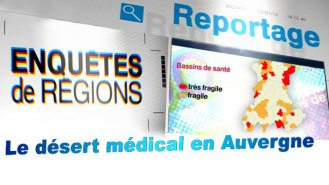 EDR - Le desert medical en auvergne