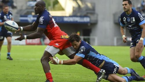 RUGBY. Top 14 : Grenoble s'incline face à Montpellier (47-12)
