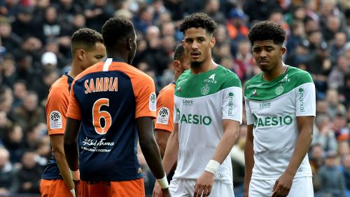 Ligue 1. A onze contre dix, l'AS Saint-Etienne s'incline (0-1) à Montpellier