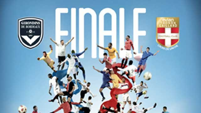Gagnez des places pour la finale de la coupe de france evian thonon gaillard bordeaux france - Places finale coupe de france ...