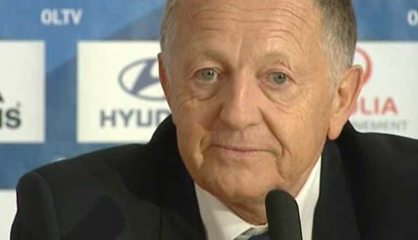 Jean-Michel Aulas (archives mai 2013) / © France 3 RA