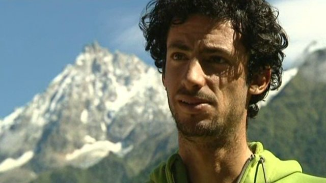 Kilian Jornet / © France 3 Alpes