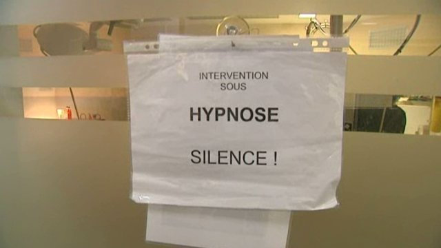 chirurgie sous hypnose