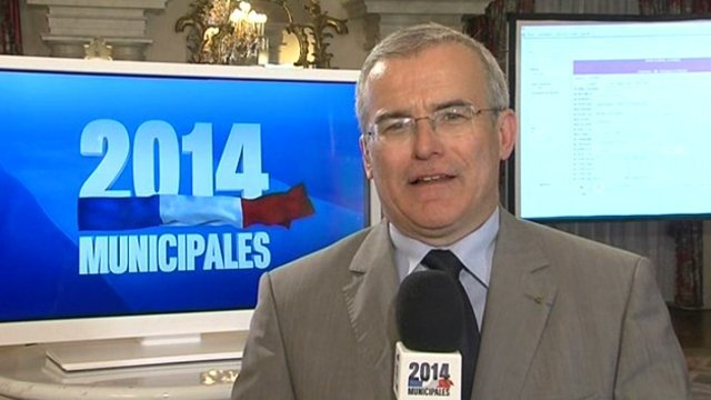 Michel Dantin © France 3 Alpes