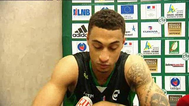 Edwin Jackson - ASVEL / © France 3 RA