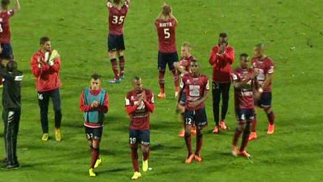 Clermont Foot. Archives.
