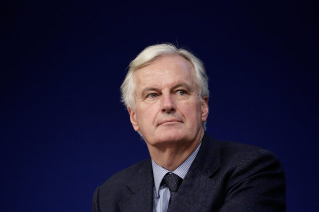Michel Barnier (archives) / © Max PPP