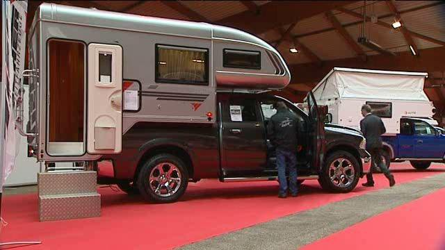 Le March Du Camping Car De Luxe Ne Conna T Pas La Crise