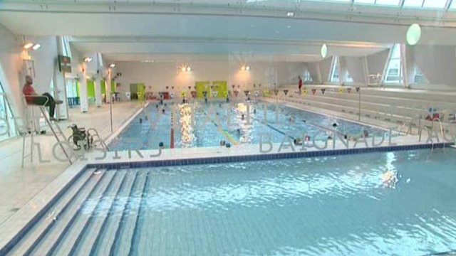 Des eaux us es recycl es pour alimenter le centre for France piscine