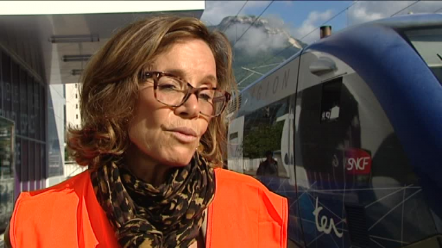 Laurence Eymieu © France 3 Alpes