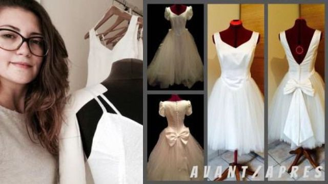 Couturiere robe de mariee annecy