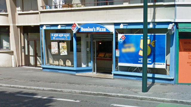 Domino Pizza Besancon. Excellent N N N With Domino Pizza Besancon ...