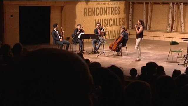 Rencontre musicale evian