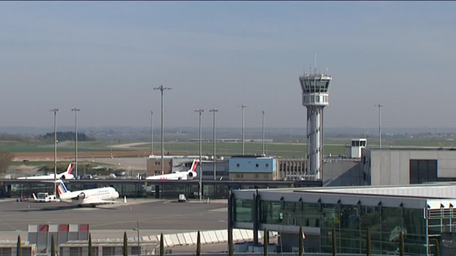 Aéroport Lyon Saint-Exupéry / © France 3 RA