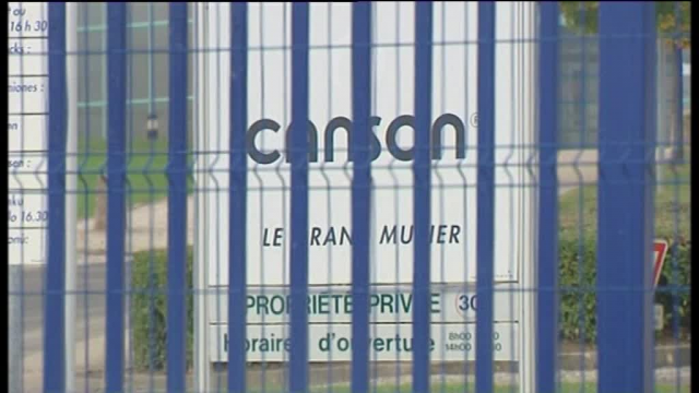 Canson, à Annonay (archives) / © France 3 RA
