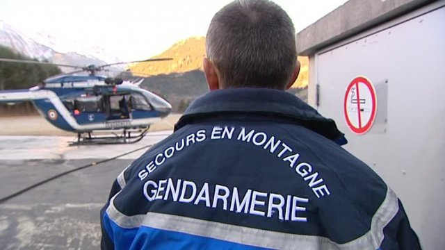 Le PGHM de Modane / © France 3 Alpes