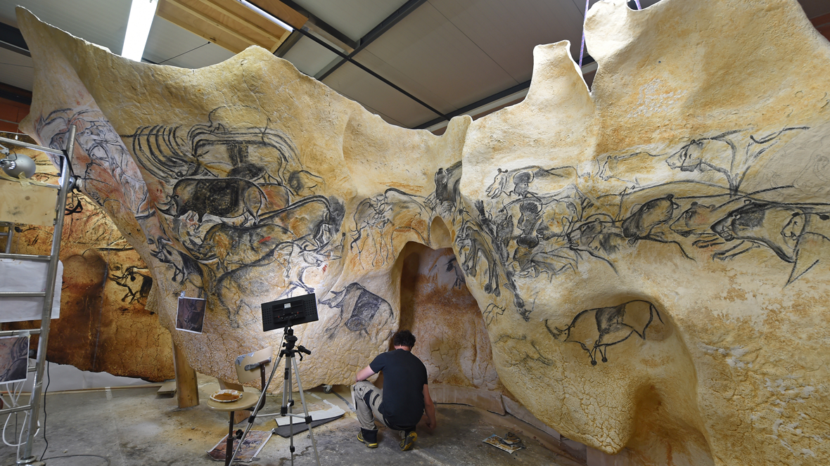 REPLAY. Revoir le documentaire «les secrets de la grotte Chauvet»