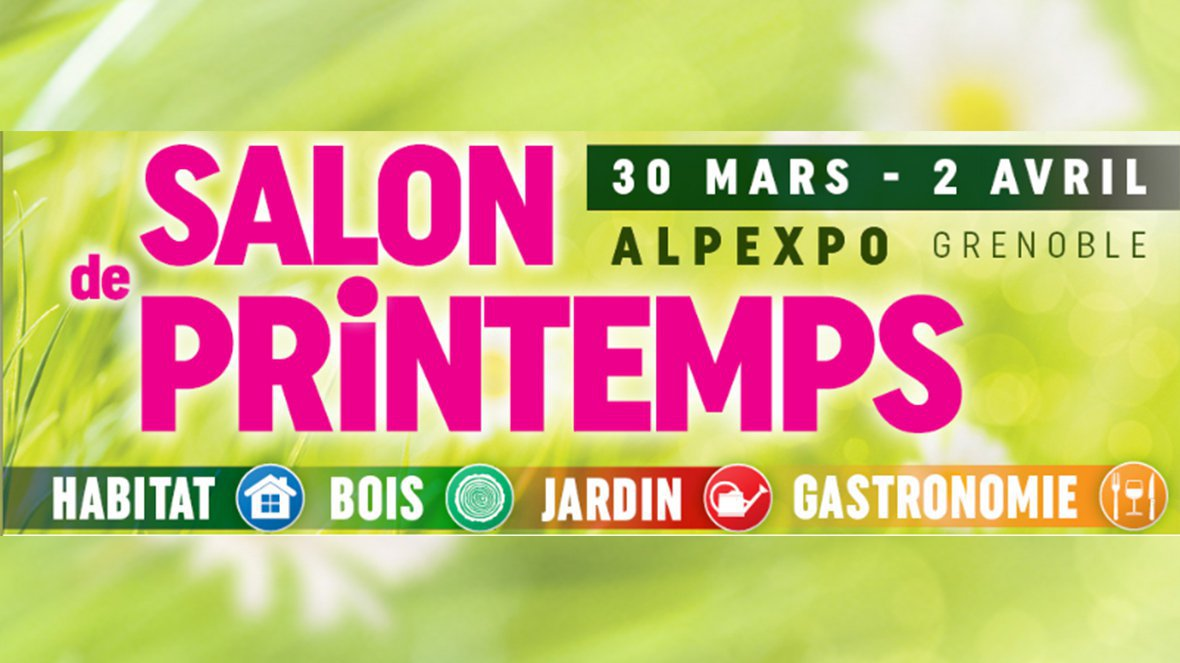 France 3 Partenaire Du Salon Du Printemps France 3
