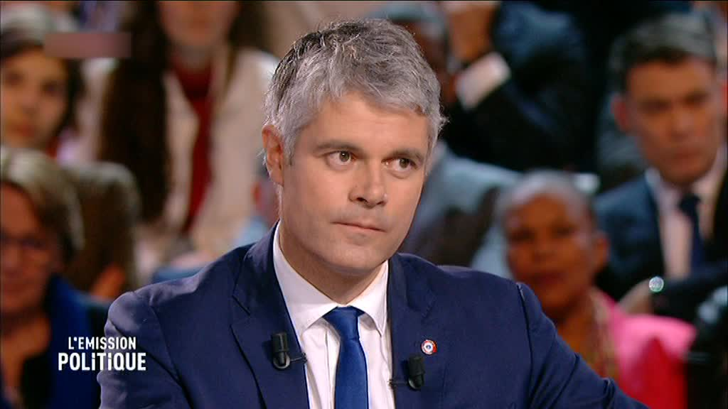 "Laurent Wauquiez,  selon la benjamine de l'Assemblée nationale : ""Un profil (qui) change la donne"". 