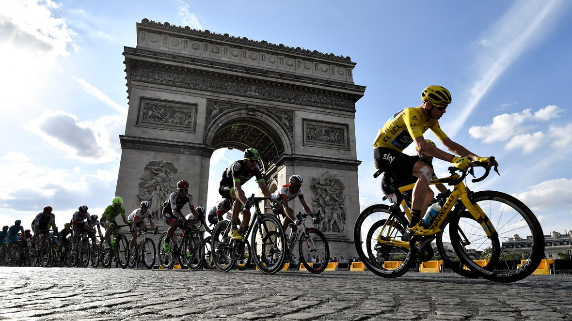 REPLAY VIDEO. Tour de France 2017 : revoi la 21e étape entre Montgeron et Paris Champs-Élysées